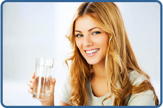 Alkaline water is a great way to stay healthy call 608-372-5922 today